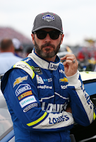 Jimmie Johnson - The four-time winner at Phoenix also holds the track record for fastest qualifying speed. #NASCAR