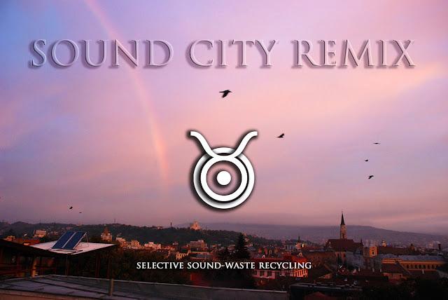 sound art, Cluj, Kolozsvár, Sütő Zsolt, zaj, zajszennyezés, poluare fonică, zgomot, soundwalking, field recording
