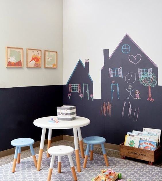 Chalk Paint or Slate Paint: Ideas To Use