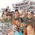 Os Flintstones mistura sociedade primitiva com conceitos morais complexos