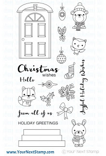 Lisa's Life Lines: Your Next Stamp Sketch and Color
