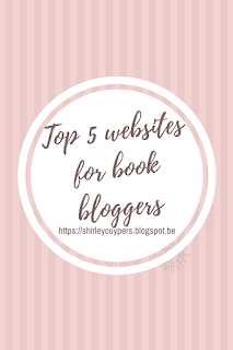 Top 5 websites for book bloggers