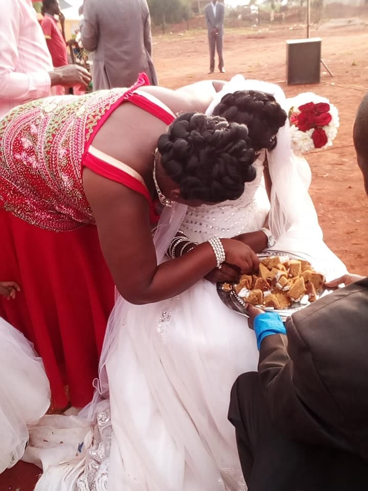 forc%2B7 - WOMAN shocks people at wedding, she looks so sad on the big day, Was she forced?(VIRAL PHOTOs).