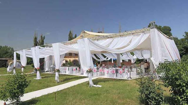 Tips Memilih Sewa Tenda Pernikahan yang Baik