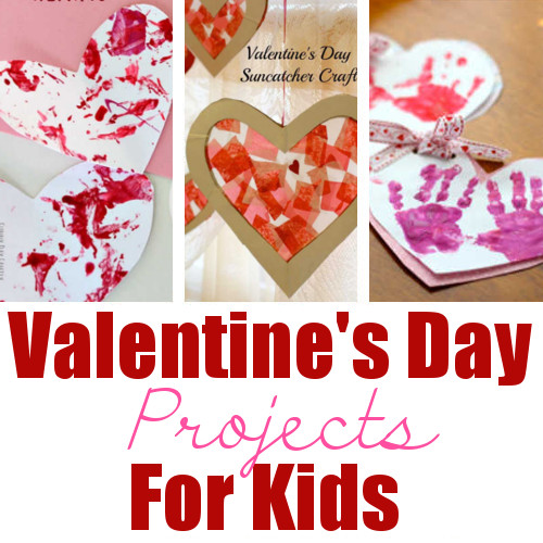 Diy Home Sweet Home Valentine S Day Projects For Kids