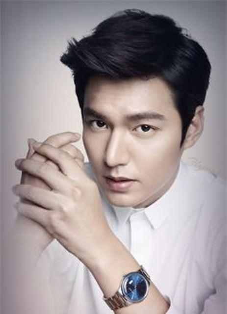 Gaya Rambut Ala Lee Min Ho