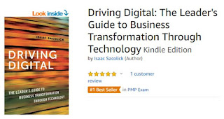 Driving Digital by Isaac Sacolick