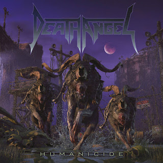"Το lyric video των Death Angel για το ""The Pack"" από το album ""Humanicide"""
