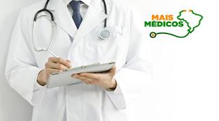 Paraíba recebe 20 profissionais do Programa Mais Médicos