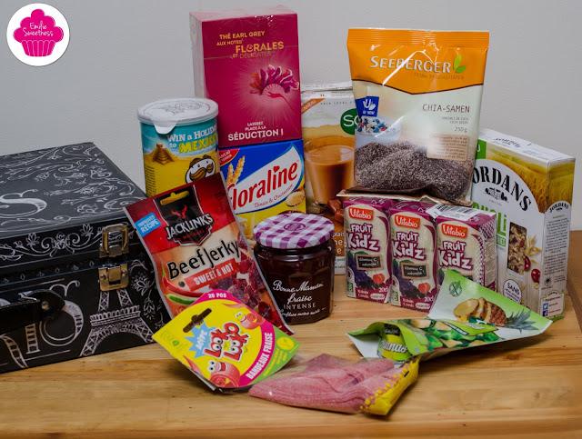 Degustabox de Février - Box Petit-Déjeuner - Description, test et avis