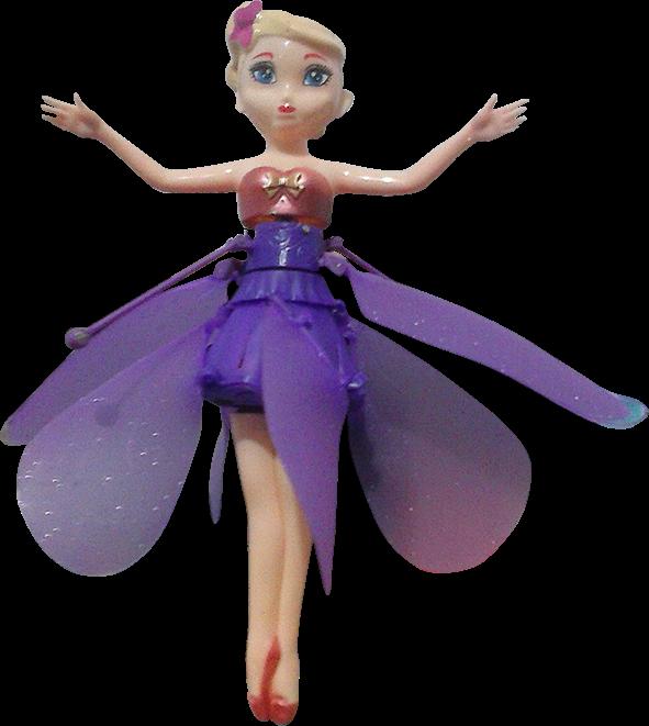 boneka peri mempunyai sayap yang bergerak cepat sehingga bisa terbang  seperti layaknya peri dalam film. boneka peri mempunyai sensor dibawah  badannya d2e6e1552f
