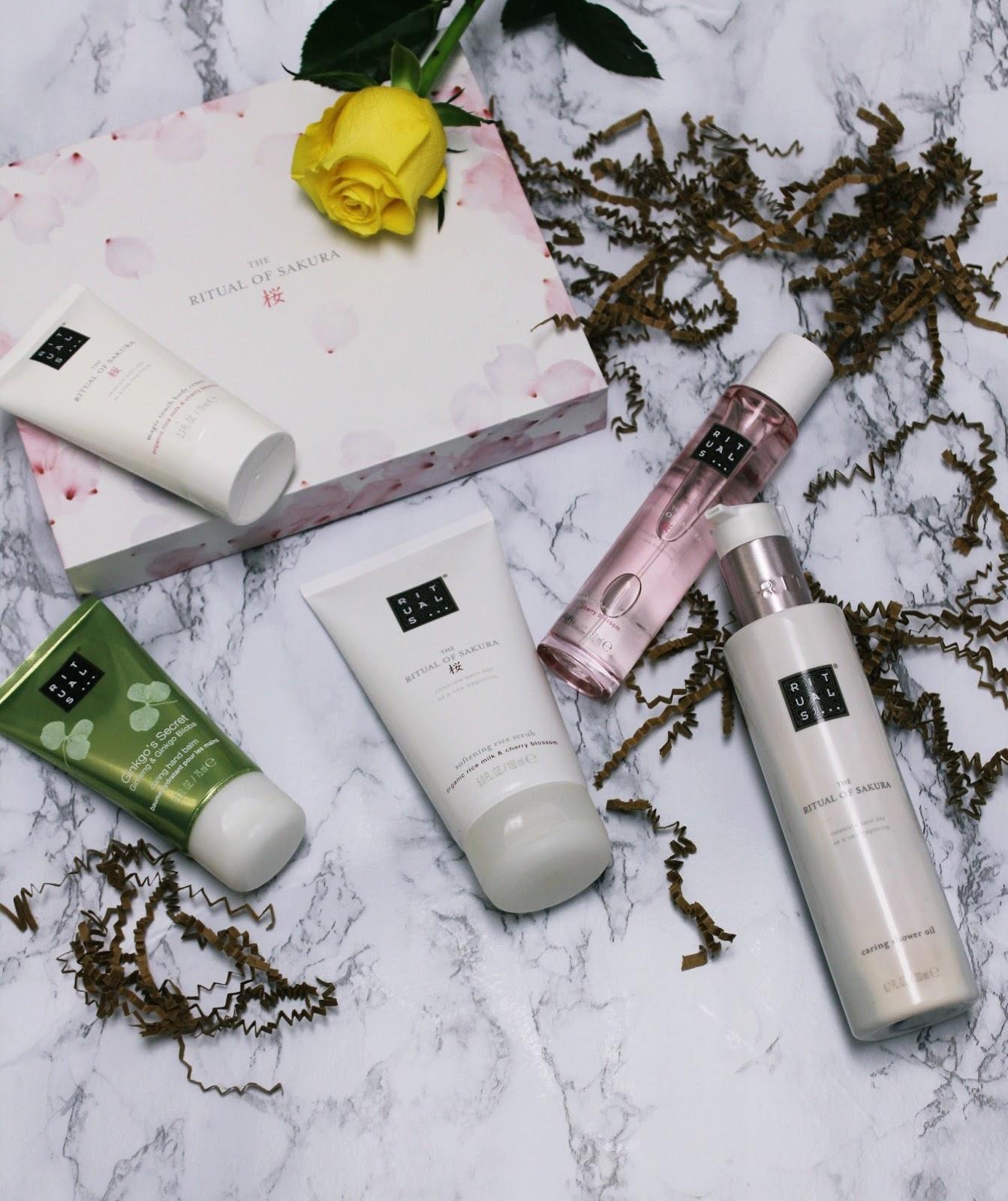 glossybox, rituals, beauty, skincare,