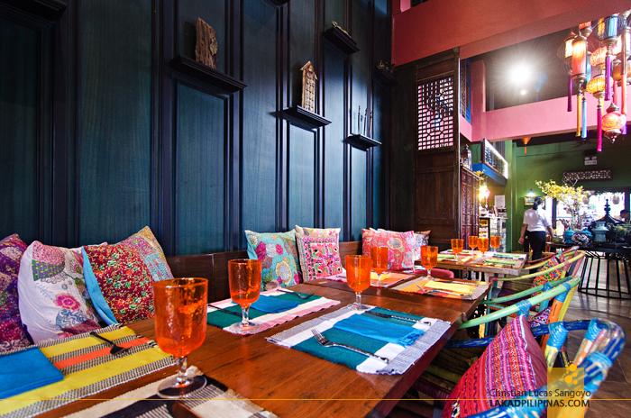 Cafe Voi La Tagaytay Interiors