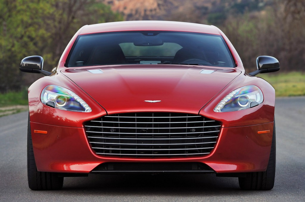 Discover The Outstanding  Aston Martin Rapide S