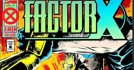Factor-X Issue #4 (Age of Apocalypse Part 34)