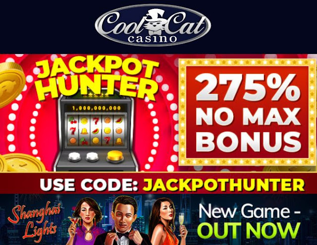 Jackpot Hunter Promo at RTG Casinos