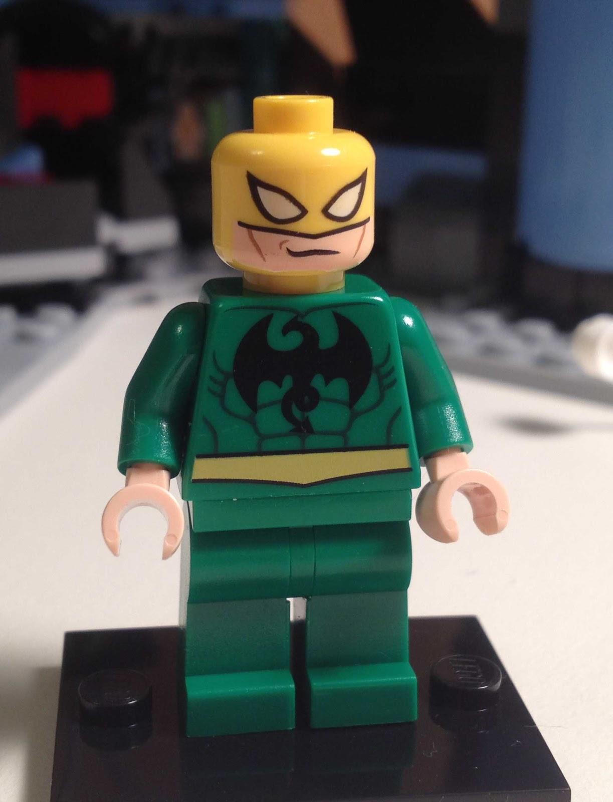 Wizbat DC Bricktober coltlbm23 FREEPOST LEGO Minifigure Batman Movie