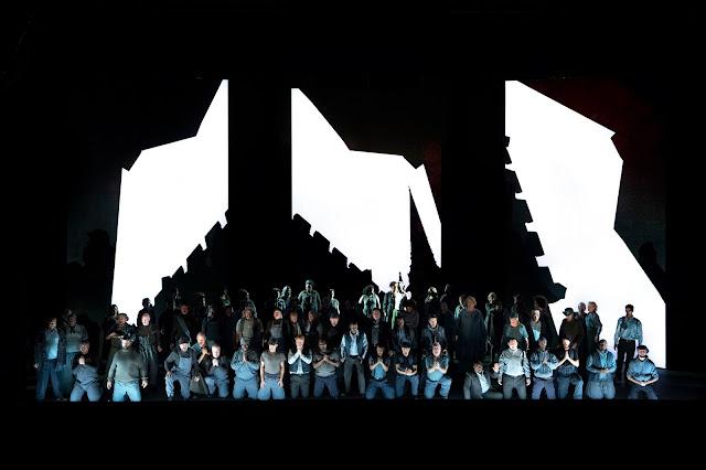 Britten:War Requiem - English National Opera - (Photo Richard Hubert Smith)