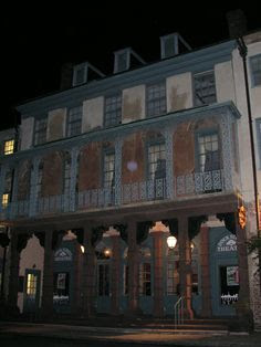 Spooky and most haunted locations in San Antonio, Texas.