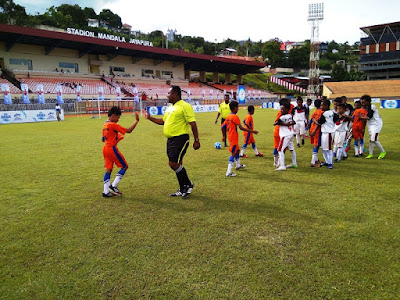 Wujudkan mimpi anak-anak Papua menuju Piala Dunia
