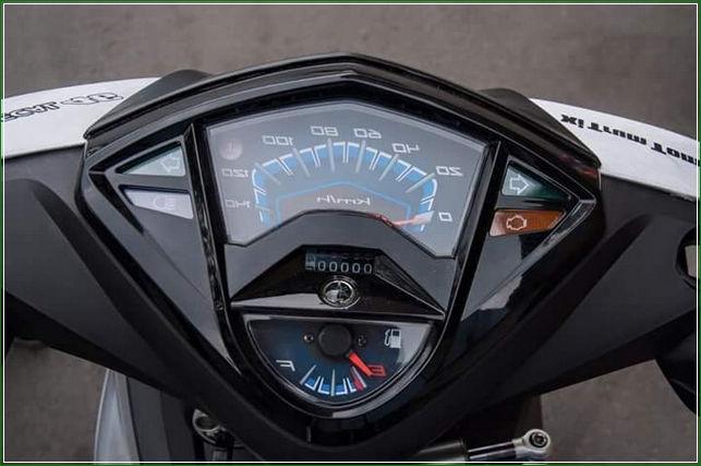 Spido Meter Terbaru - Tip Modifikasi Yamaha Jupiter MX King Exciter Gaya Balap MOTO GP Sporti Keren Abis