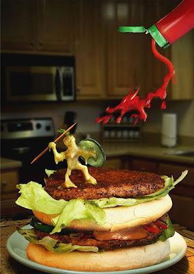 Manipulasi Burger