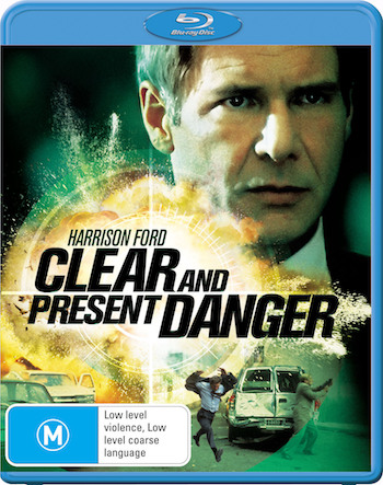 Clear And Present Danger 1994 Dual Audio Hindi Bluray Movie Download