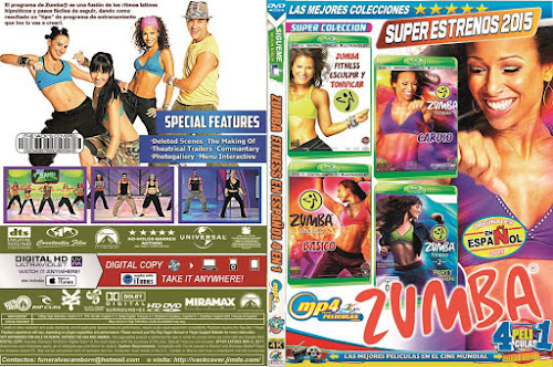 dvd zumba gratis