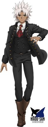 Render Shirou Amakuza Fate Apocrypha