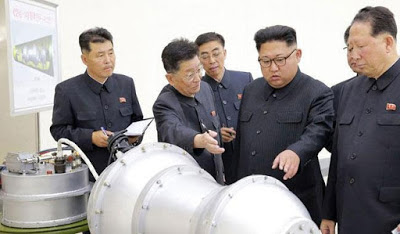 North Korean bomb prompts global condemnation