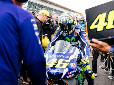 Jelang MotoGP San Marino, Rossi Minta Motor yang Lebih Cepat Lagi
