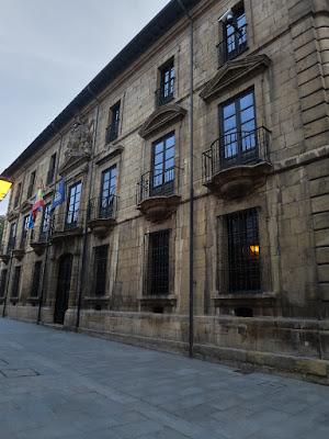 Palacio Velarde, Museo de Bellas Artes, Oviedo