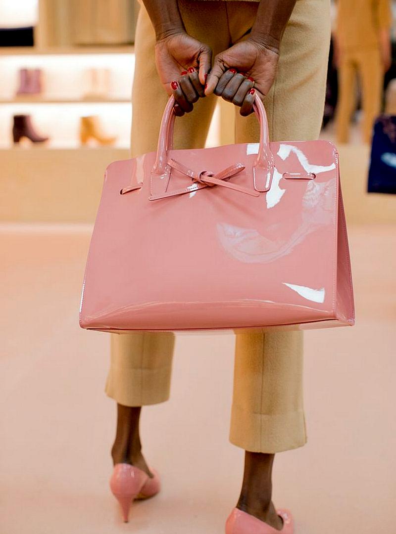 storedandadored designer bag blog: Mansur Gavriel It Bags