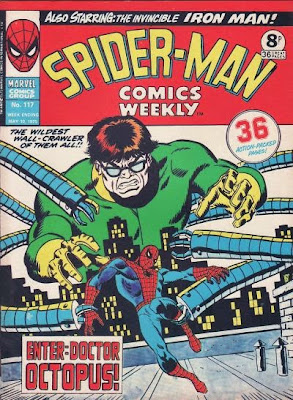 Spider-Man Comics Weekly #117, Dr Octopus