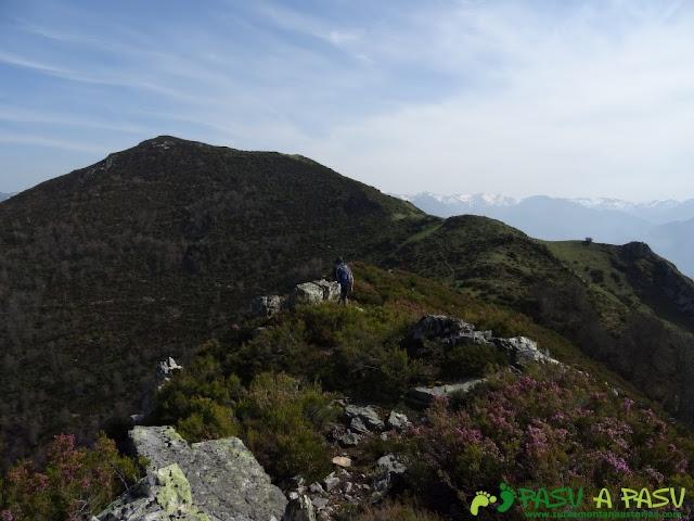 Majada Cuetu, bajo el Pico Cuchu