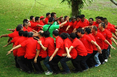Motivation Training Outbound