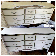 Cultivate Create Waverly Chalk Painted Dresser