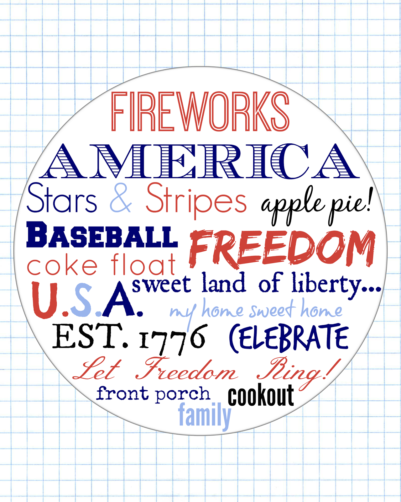 The Life Of Jennifer Dawn Happy Fourth Of July And A