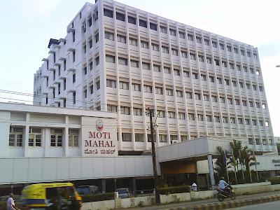Hotel Moti Mahal on Falnir Road