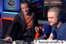 Daniel Radcliffe and James McAvoy on Capital FM Breakfast Show