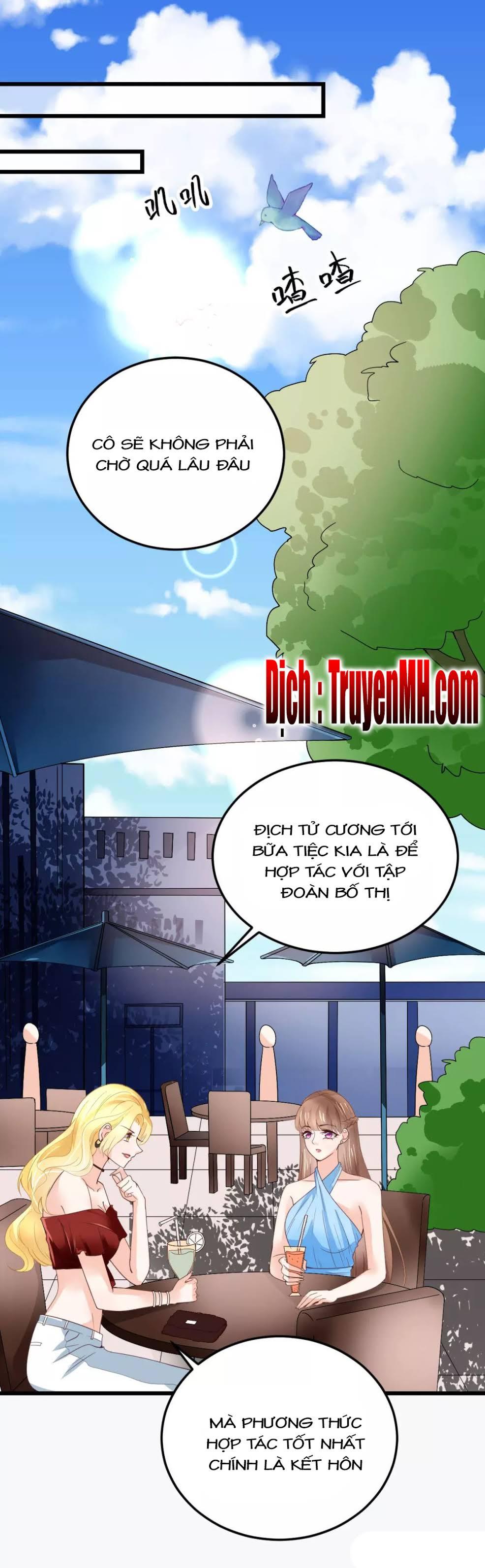 Cường Thế Tù Ái - Địch Thiếu Đừng Xằng Bậy chap 28 - Trang 13