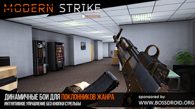 Modern Strike Online Mod v1.16.4 APK + Data Android Terbaru