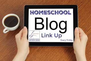 Find More Homeschool Blogs at the Review Crew Link Up
