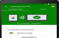 Xender: transferencia rápida de archivos entre diferentes dispositivos (PC Windows, Mac, iOS y Android)