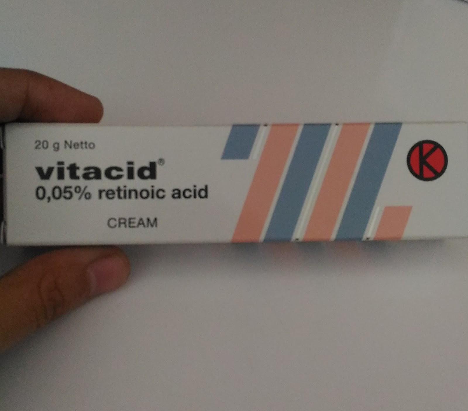 Vitacid Kok Makin Banyak Jerawat Saya Pada Saat Saya Pake