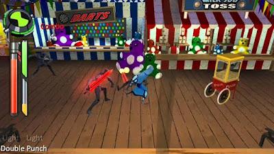 Download Ben 10 Alien Force PSP zona-games.com