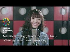 Jannine Weigel - Meraih Bintang (Reach for The Stars)