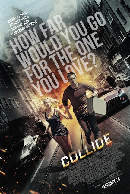 Collide Movie Film (2016) - Sinopsis