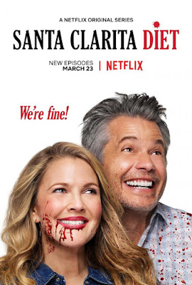 Santa Clarita Diet (TV Series) S01 Custom HDRip Latino