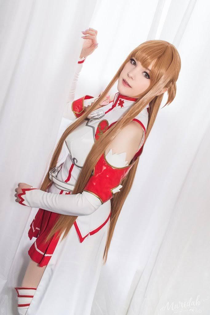 Cosplay Asuna Yuuki - Sword Art Online